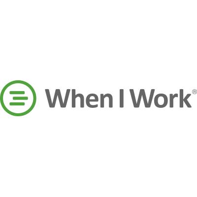 When I Work